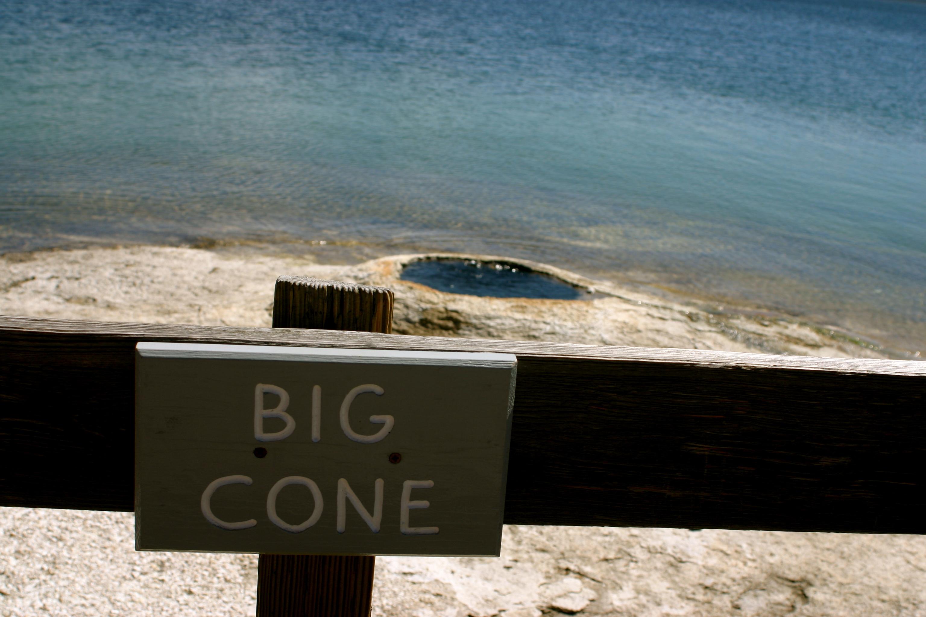 The Big Cone
