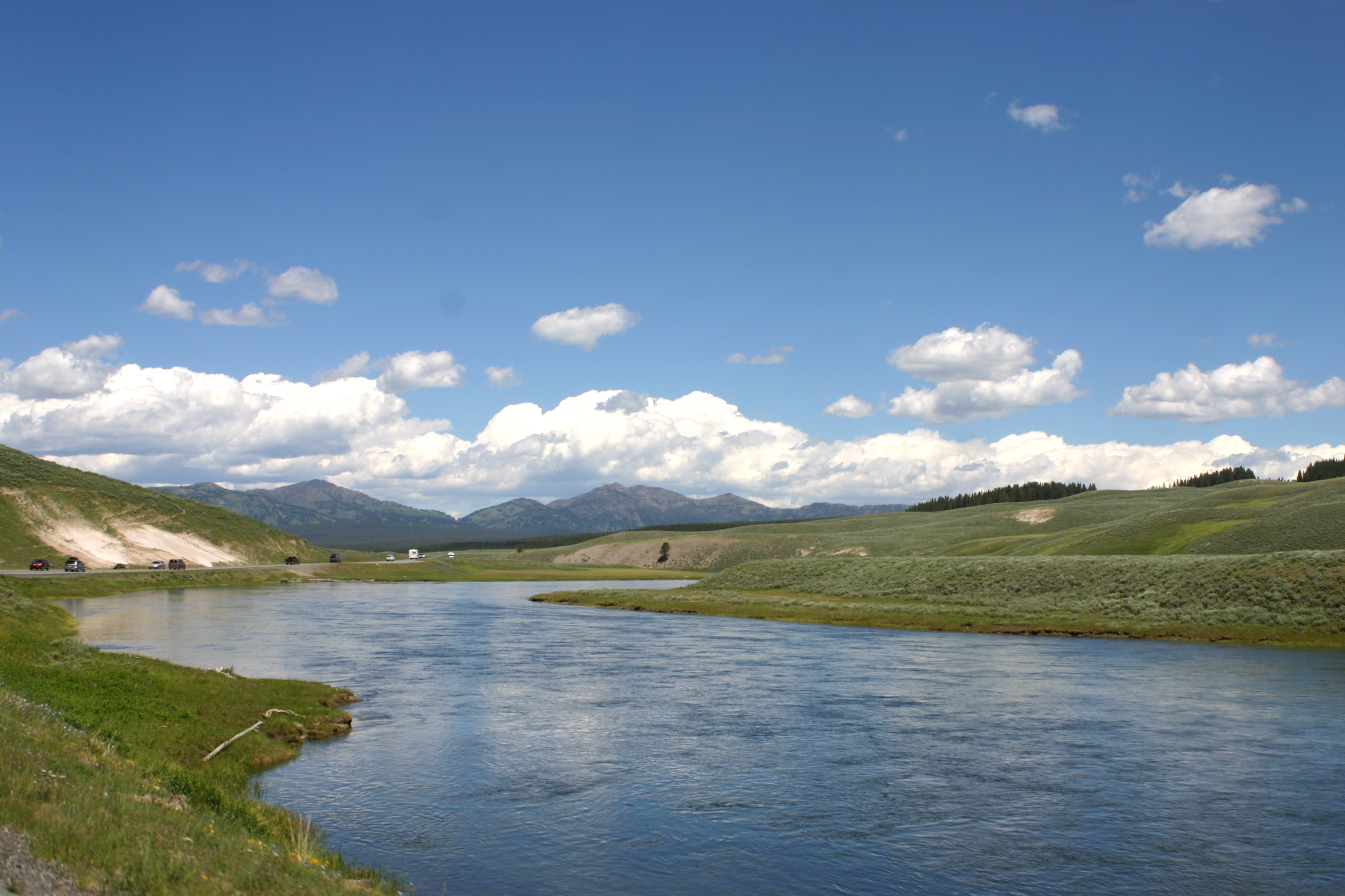 The Prairie and River
