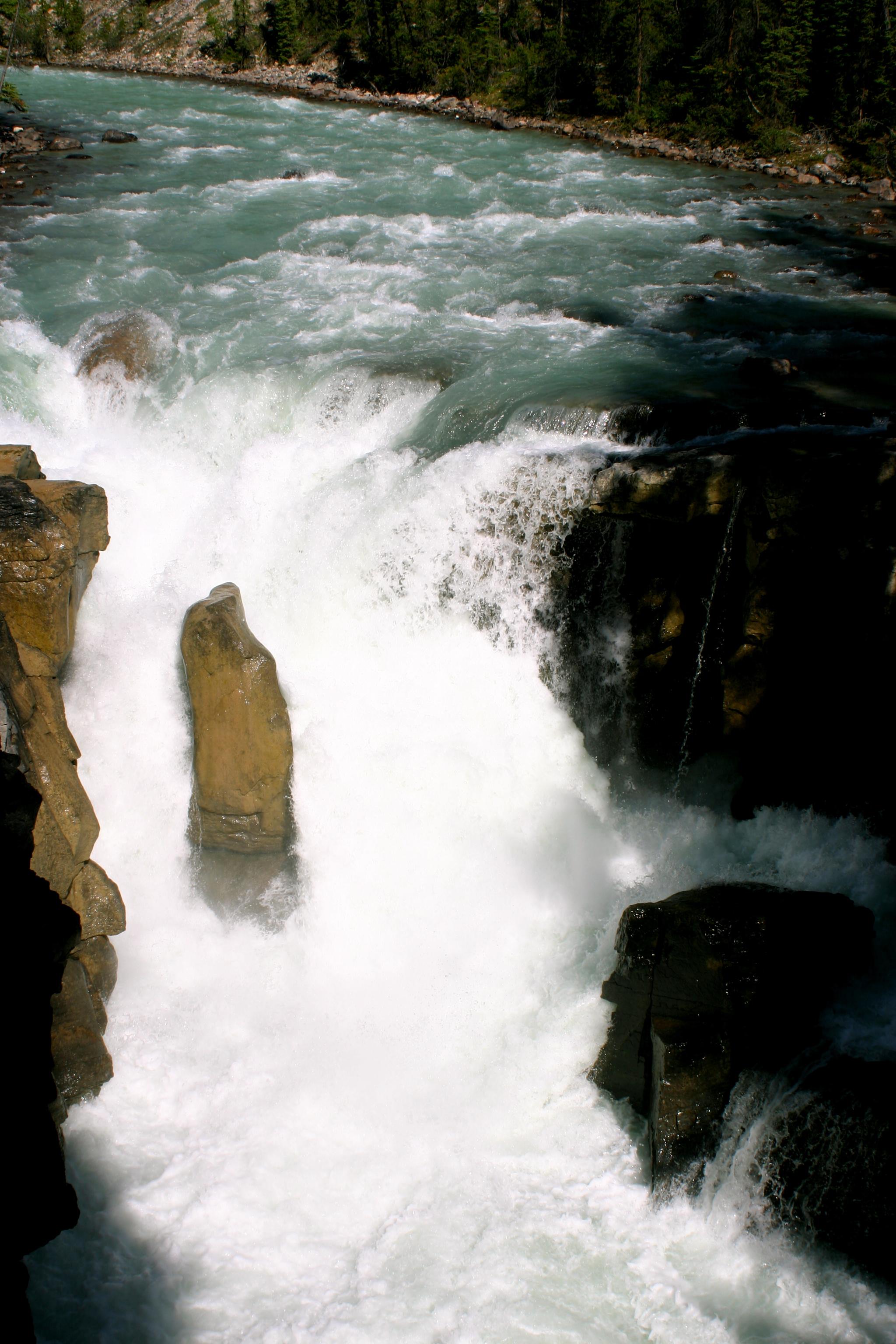 Athabascan Falls
