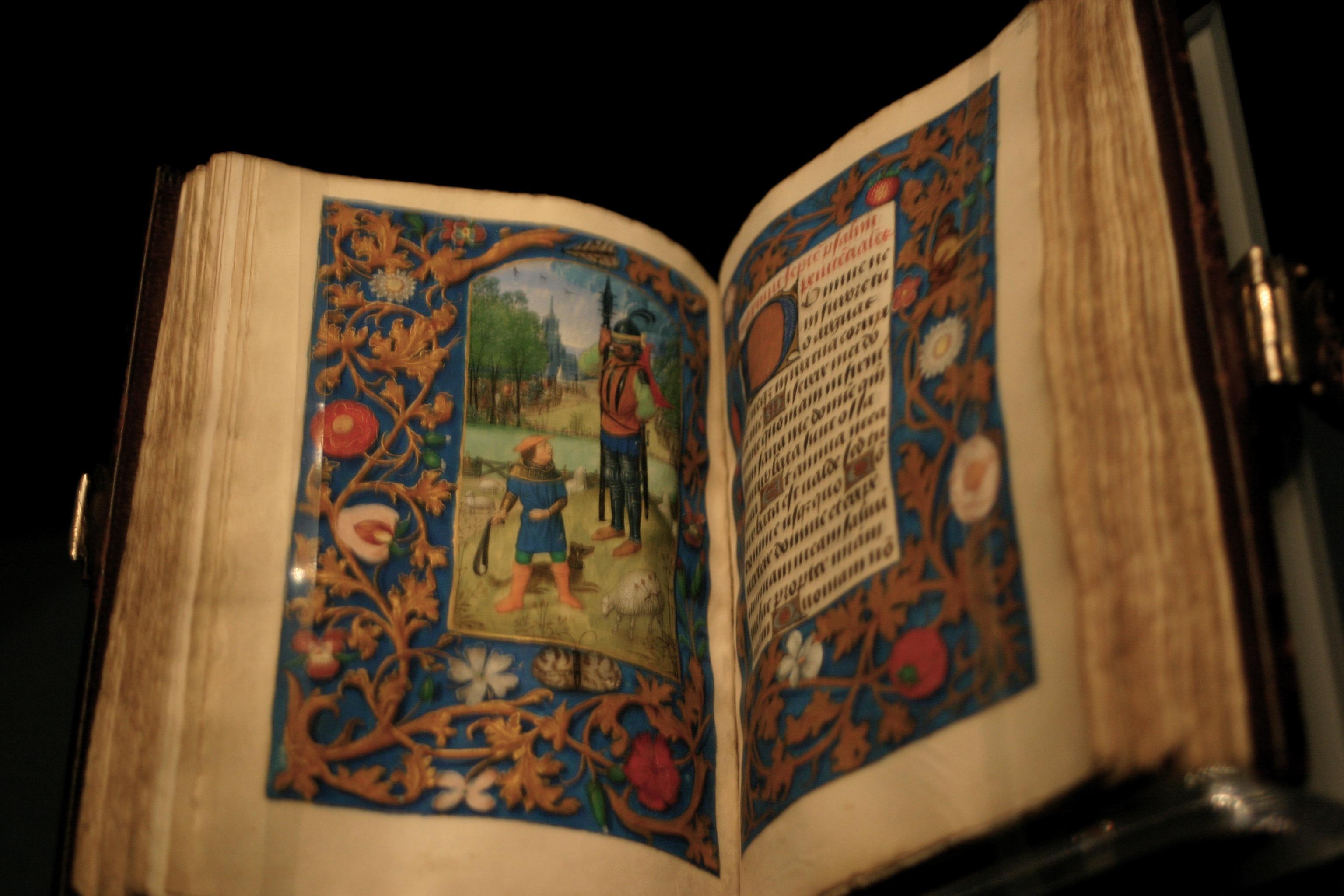 Medieval Bible.