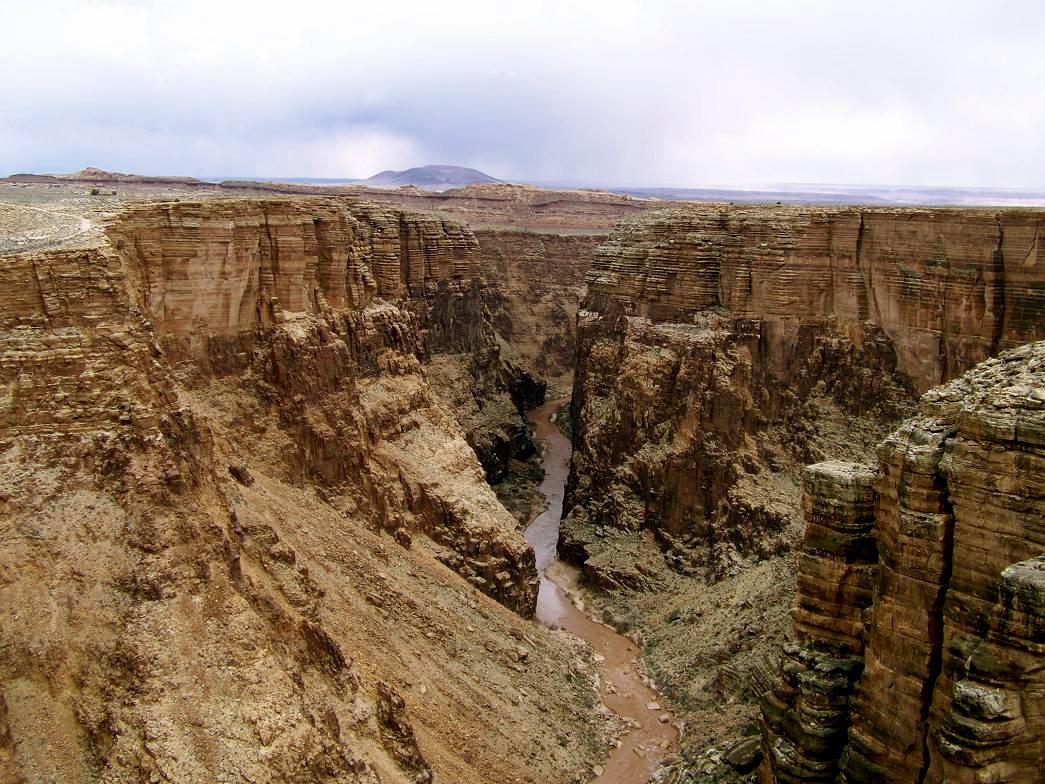 The Little Colorado River Gorge