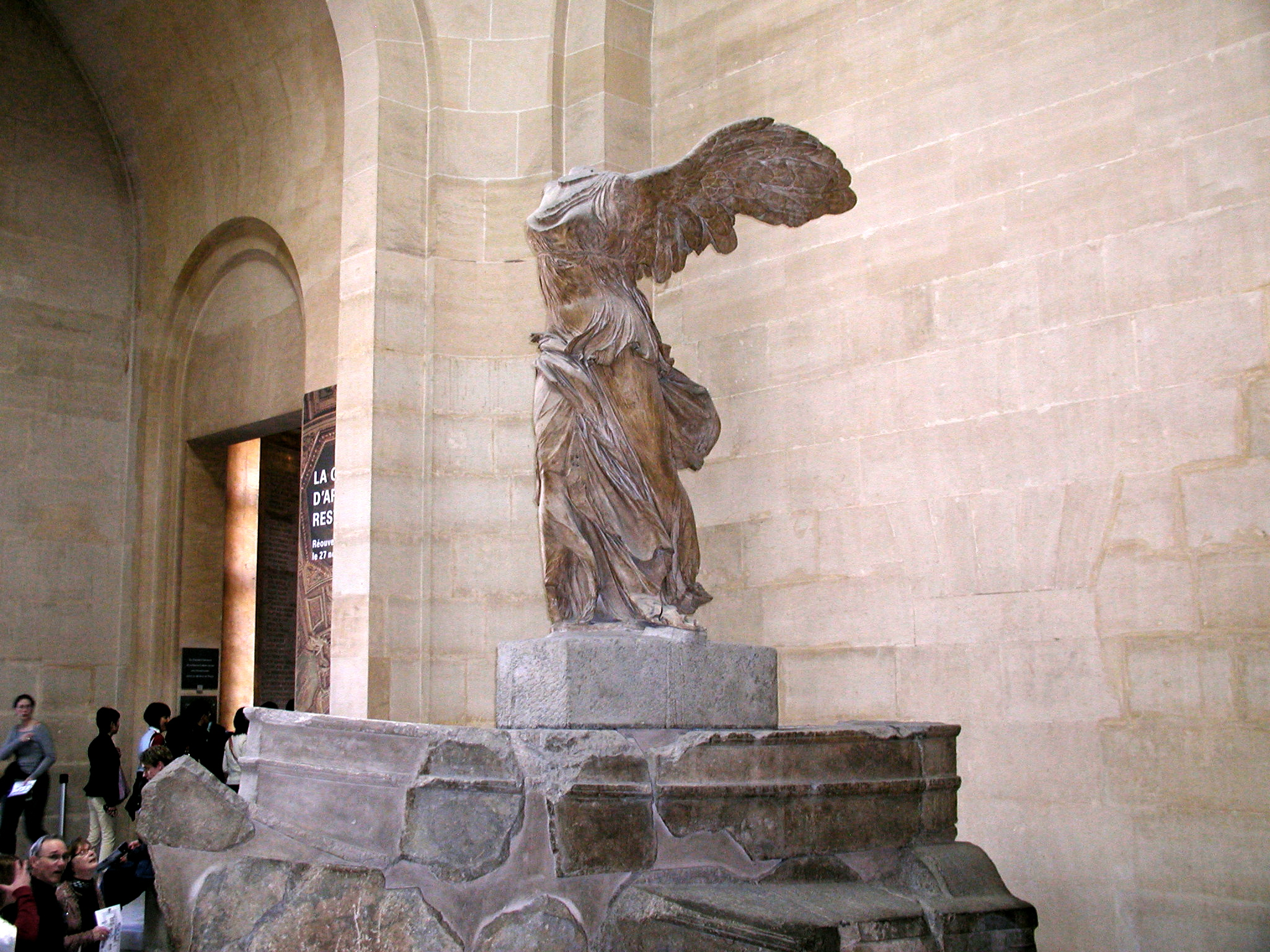 The Winged Victory