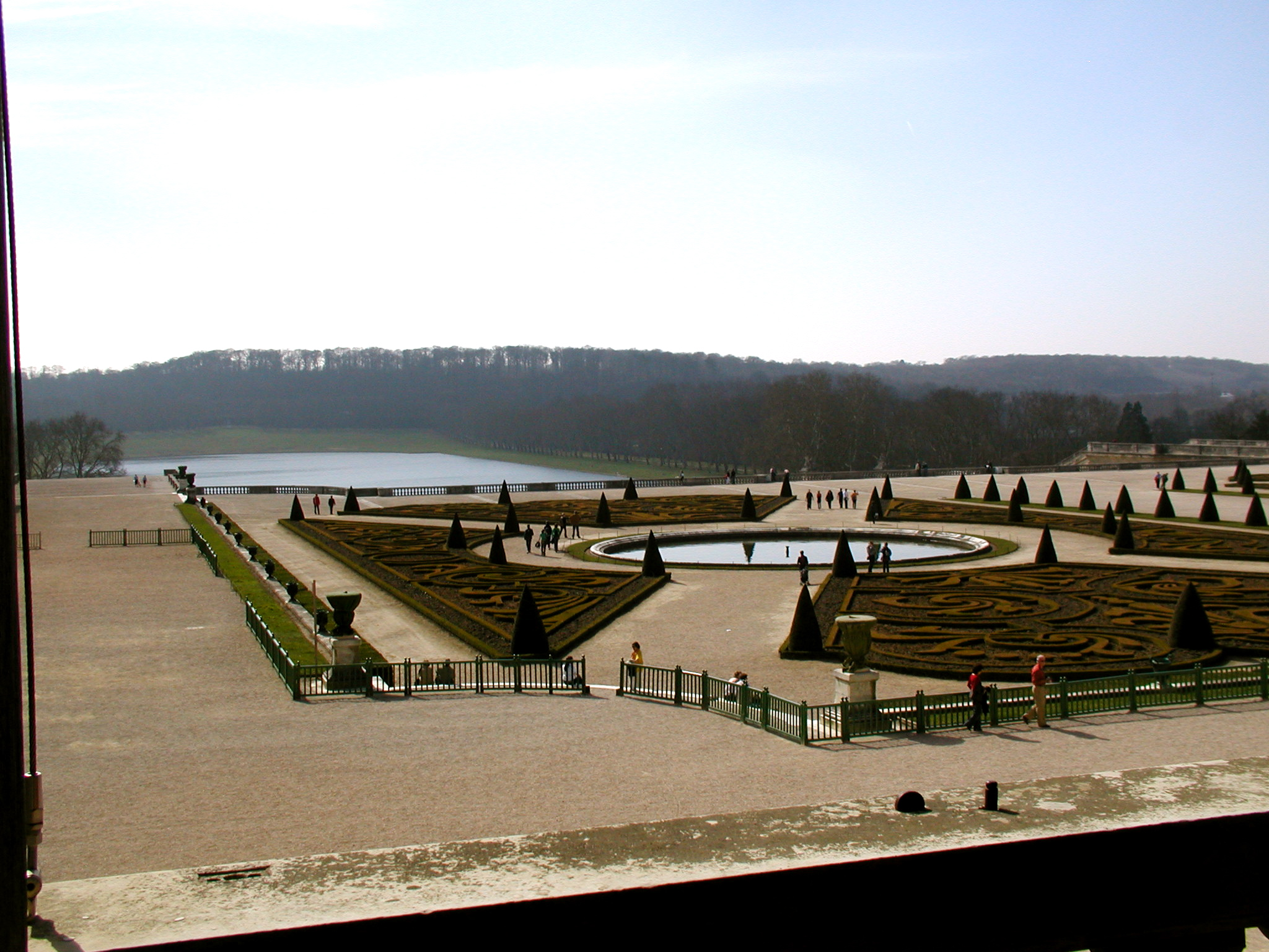 The Garden of Versailles