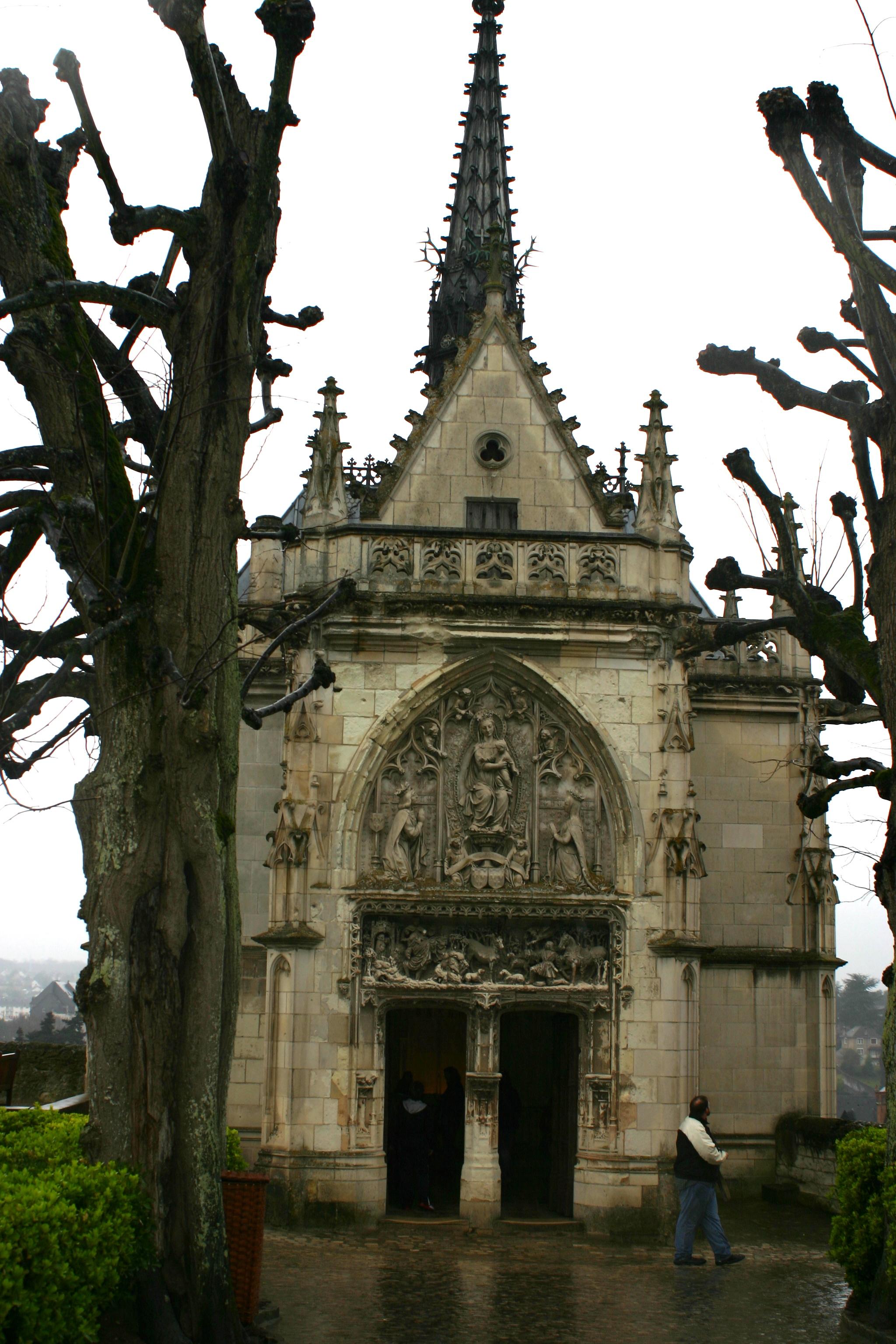 Chapel du Saint-Hubert.