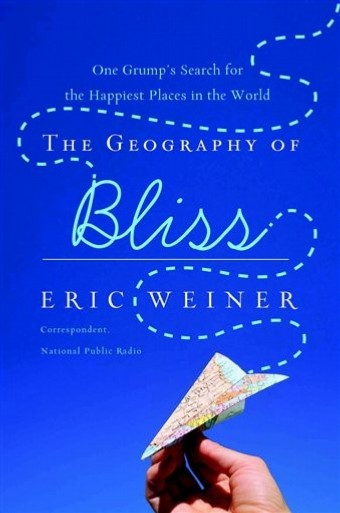 essays on geography of bliss The geography of bliss by eric weiner: introduction chapter 2 (switzerland) chapter 3 (bhutan) chapter 5 (iceland) chapter 9 (india) chapter 10 (usa.