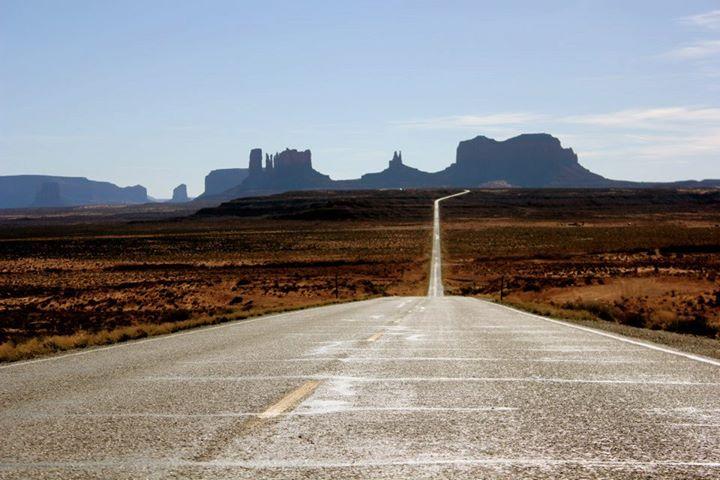 Road to WanderlustMonument Valley