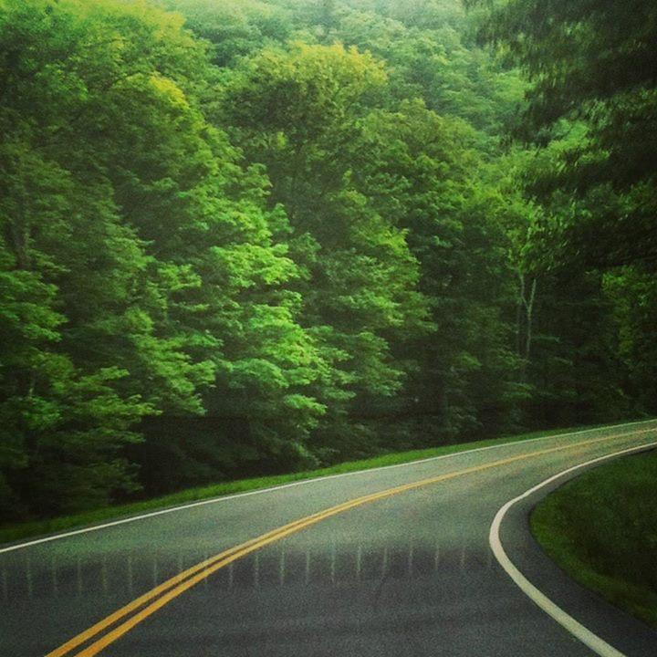 Road to WanderlustWVirginia
