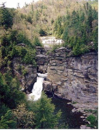 linville falls nc