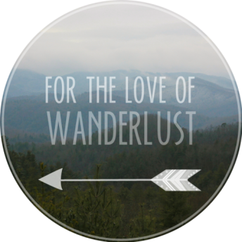 For the Love of Wanderlust
