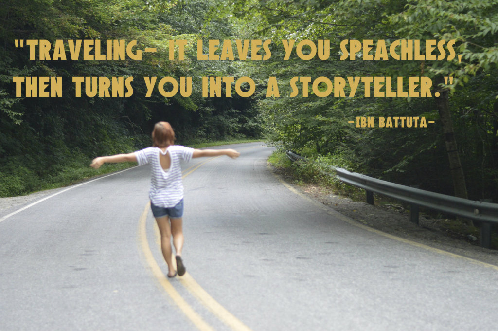 «Quotes that Inspire Travel» - For the Love of Wanderlust