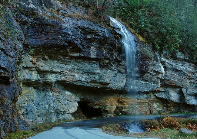 Guide To Western North Carolina Waterfalls