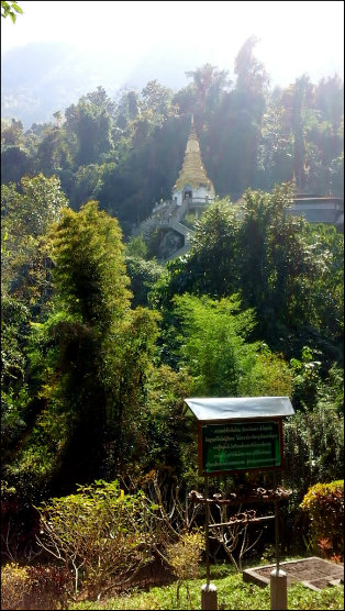 Andrea - Wat Tham Pha Plong
