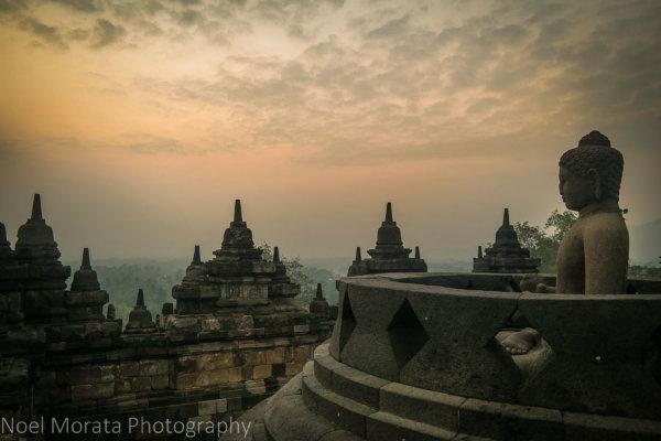 Noel - Borobudur