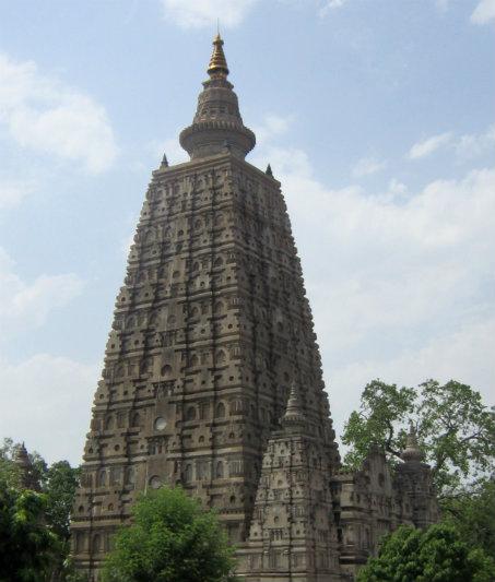 Vyjay - Mahabodhi Temple