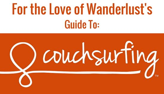 For the Love of Wanderlust's