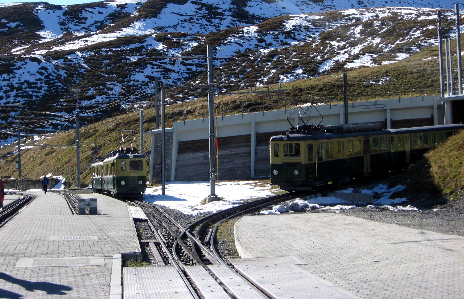 JungfrauRailway