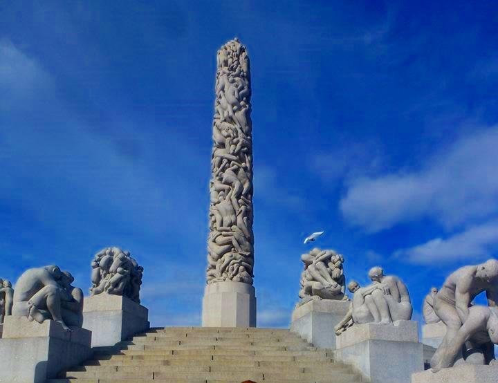 Vigeland Sculpture Park1
