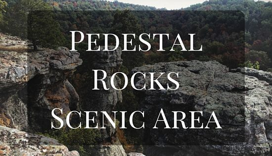 Pedestal RocksScenic Area