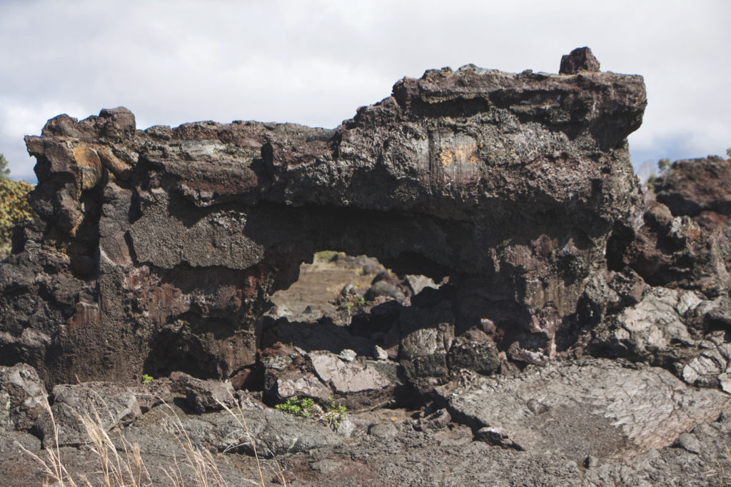 Arch- Chain of Craters Road
