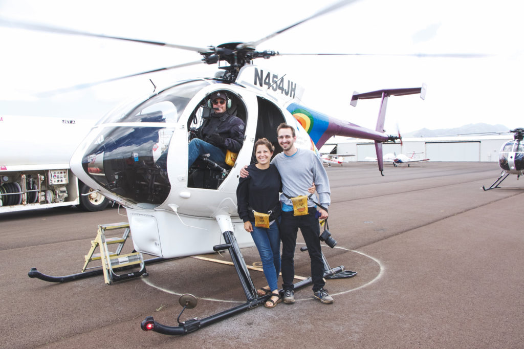 Our Kauai Helicopter Tour With Jack Harter Helicopters