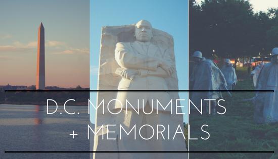 d-c-monuments